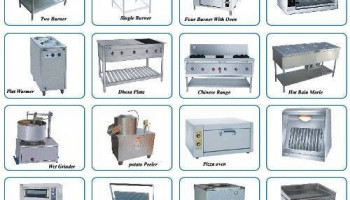 Hotel & Commercial Cooking Equipments